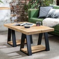 Set Of Bamboo Coasters | Home Accessories